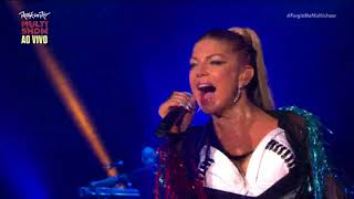 Fergie -  Gettin Over You (Live)