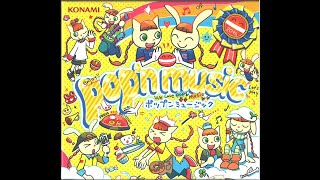 from pop'n music うさぎと猫と少年の夢 Original Soundtrack 20th Anni...