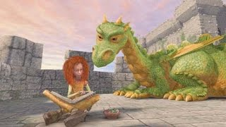 Jane and the Dragon Episodes 001-002 - Animation for girls of all ages