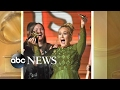 2017 Grammys: Adele, Beyonce Steal the Show
