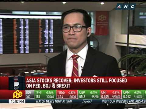 Asia stocks recover