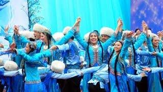 [Конкурс талантов УлГУ 2016] Туркменский национальный танец(Подписывайтесь на мой канал https://goo.gl/eJp1bG ☞ Полное выступление конкурса талантов иностранных студентов..., 2016-04-10T07:48:56.000Z)