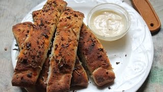 Dominos Garlic Breadsticks Recipe - Dominos Garlic Bread Recipe