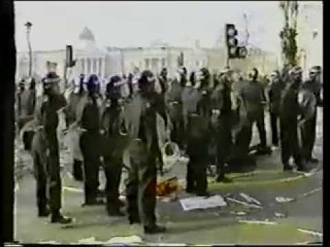 Class War - Poll Tax Riots (31 March 1990)