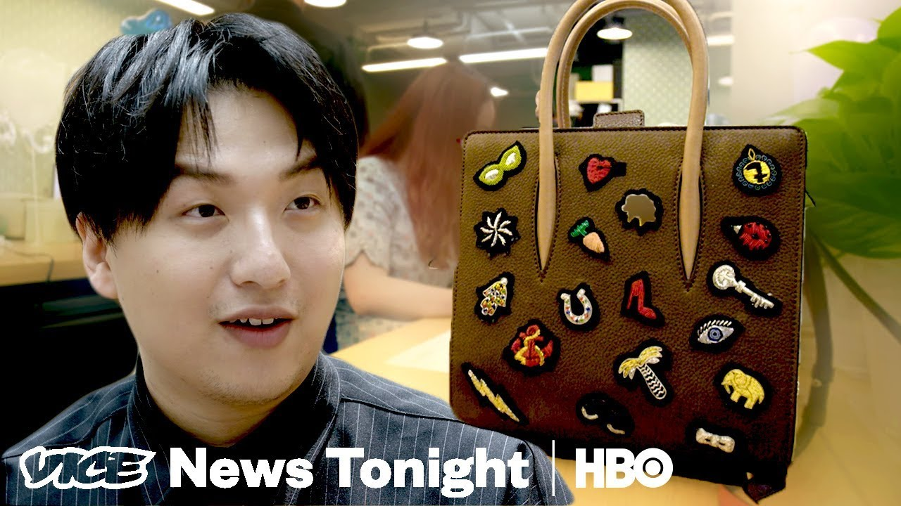 When Givenchy Needs To Sell A Handbag In China, They Call Mr. Bags ... c527669451
