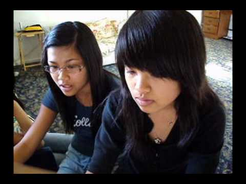 AIC: Singing To Mad In Love With You W/ Lilly,Cindy&Sometimes Linh :D