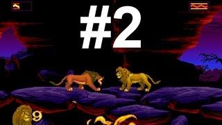 Lion King (Sega) прохождение игры: Часть 2