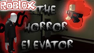 LETS PLAY ROBLOX HALLOWEEN HORROR ELEVATOR GAMING WITH NIK - BEST HORROR JUMP SCARE GAMES FOR KIDS