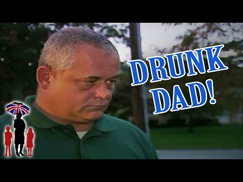 Supernanny | Drunk Dad Gets Shouted At By Supernanny