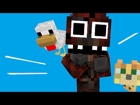 Five Nights at Freddy's Try Not To Laugh or Grin Challenge Animation Compilation - Minecraft