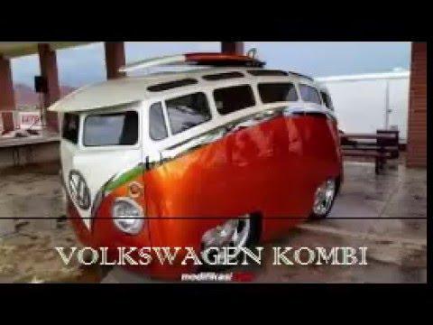 Modifications VW Kombi