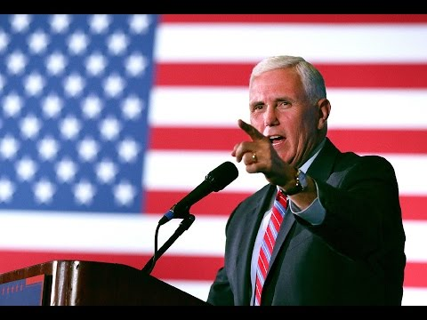 LIVE STREAM: Vice President Mike Pence Speaks to US Service