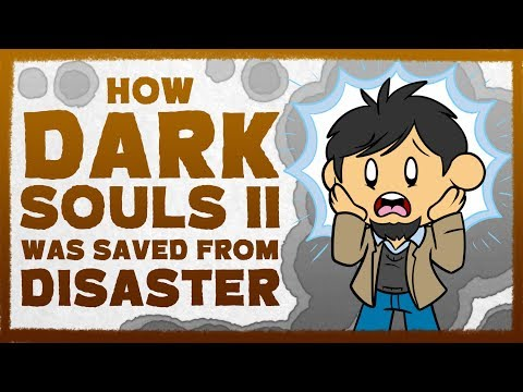 How Dark Souls 2 Was Saved From Disaster