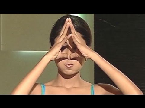 Yoga Asanas To Get Wrinkle Free Glowing Skin | Sweat!