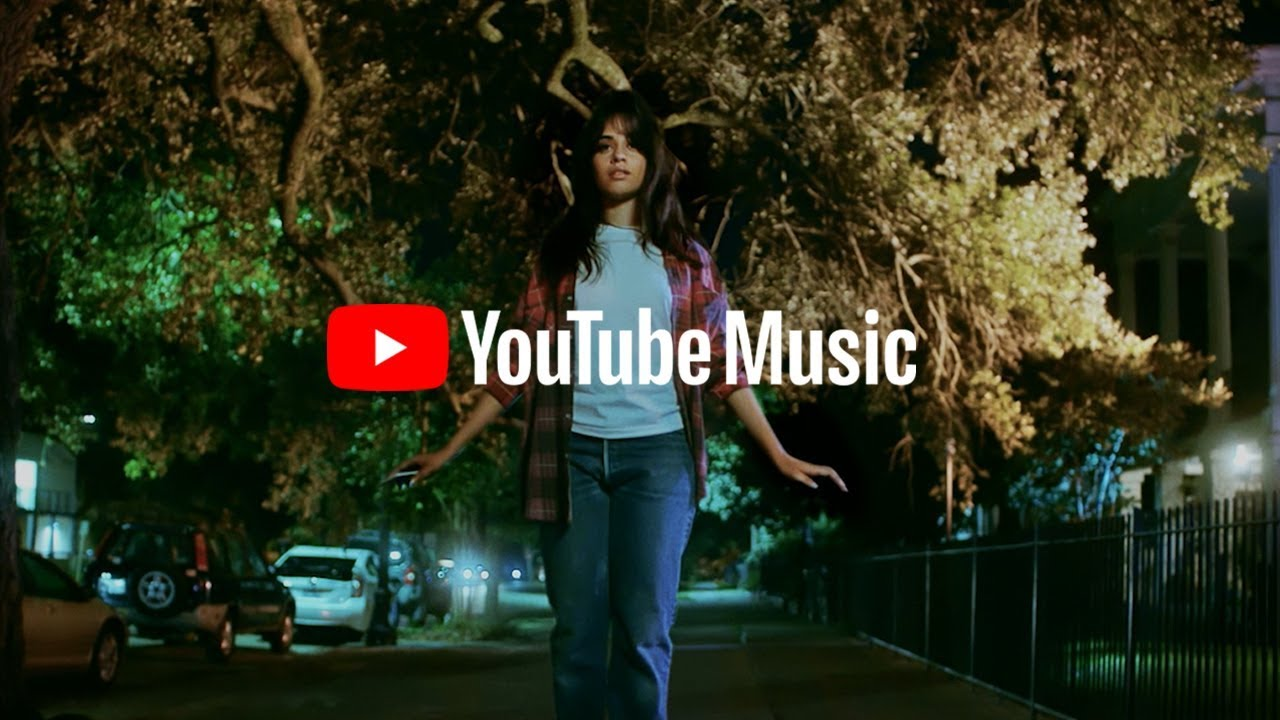 Youtube Music Open The World Of Camila Cabello It S All Here Youtube