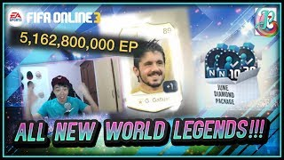 ~Gennaro Gattuso!!!~ June Diamond Package 2 Opening - FIFA ONLINE 3