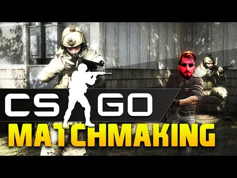 CS:GO MATCHMAKING - Carry Crux vs. Carry | Let's Play Counter Strike Global Offensive [GERMAN]