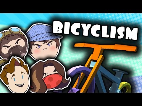 Bicyclism - Steam Rolled