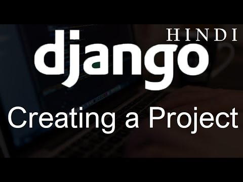 Django Tutorial   2   Creating a Project