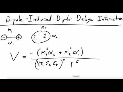 Debye Interaction