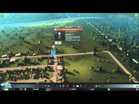 Cities Skylines 4k Gameplay Youtube