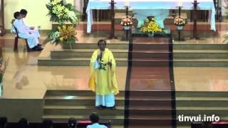 133. Lòng Thương Xót Chúa - Kính Mình Máu Thánh Chúa
