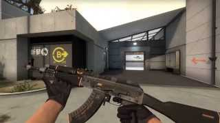 AK-47 Elite Build - Factory New - CS:GO Chroma 2 Collection - Skin Showcase