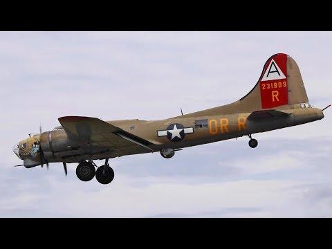 Tragic B-17 Bomber Crash: What the News Isn't Saying