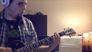 Killswitch Engage - My last serenade (Guitar Cover)