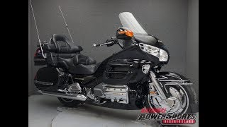 2002  HONDA  GL1800 GOLDWING 1800 W/TRAILER - National Powersports Distributors