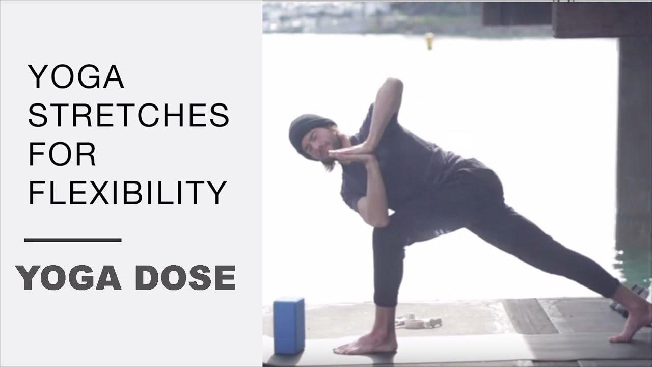 Yoga Stretch For Flexibility