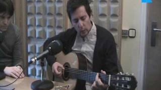 """Josh Rouse... """"Quiet Town"""" en acústico en Rockola.fm"""