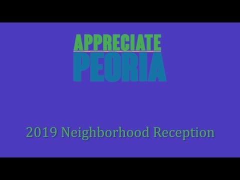 2019 Neighborhood Reception