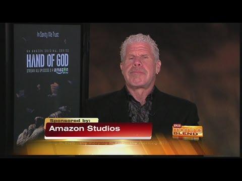 Hand Of God  Amazon original series