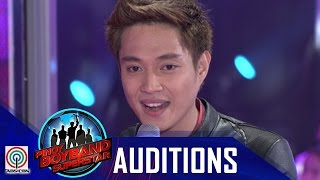 "Pinoy Boyband Superstar Judges' Auditions: Ford Valencia – ""All of Me"""