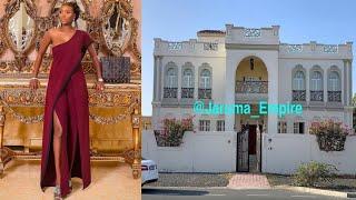 Jaruma ta ginawa mahaifiyar ta dankareren Gida a Kasar Dubai