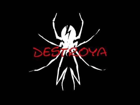 My Chemical Romance - DESTROYA with Lyrics HQ