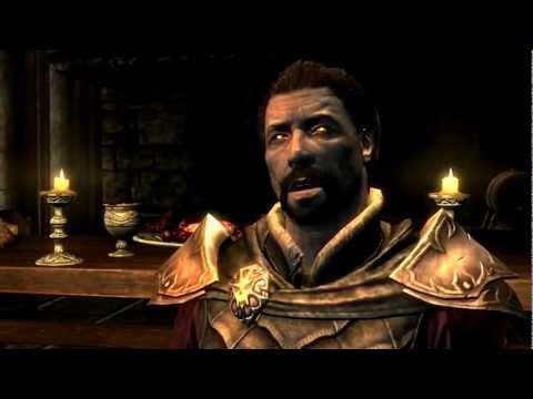 """The Elder Scrolls V: Skyrim """"Dawnguard"""" - Trailer (Español) [HD]"""