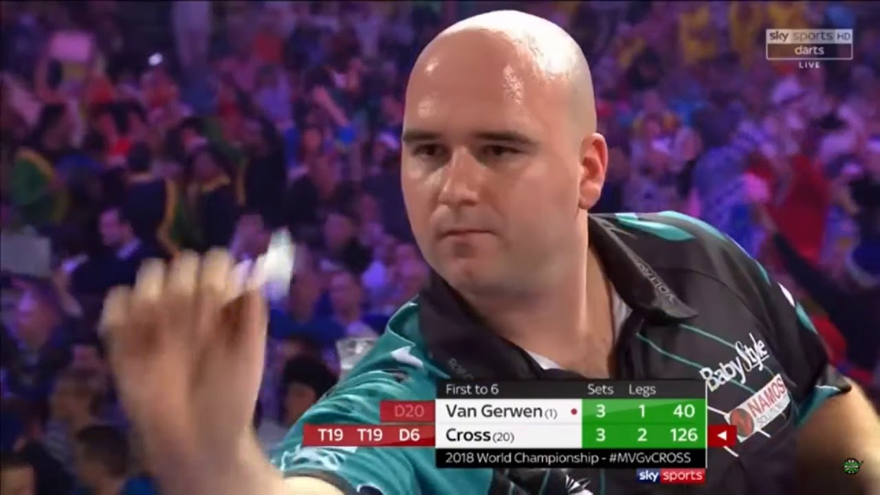 Cross Van Gerwen