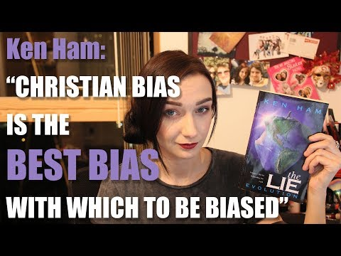 An Atheist Reads Ken Ham's 'The Lie: Evolution'