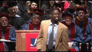 "Juilliard Commencement 2012-Monologue From ""My Children! My Africa!"""
