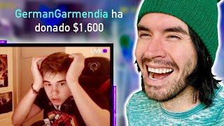 Si Pierdo UNA RONDA Dono $1.600 DOLARES!!