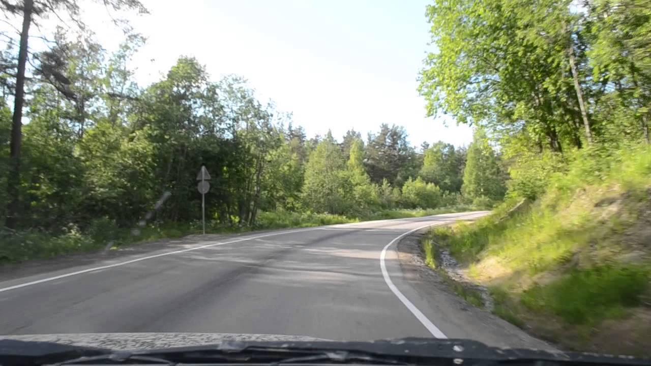 Просто дорога в Карелии. Мятная Карелия'2013