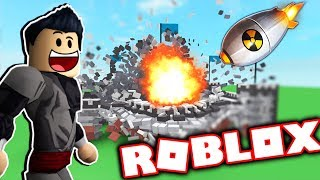 Roblox Destruction Simulator Game! Reach Max Level 45