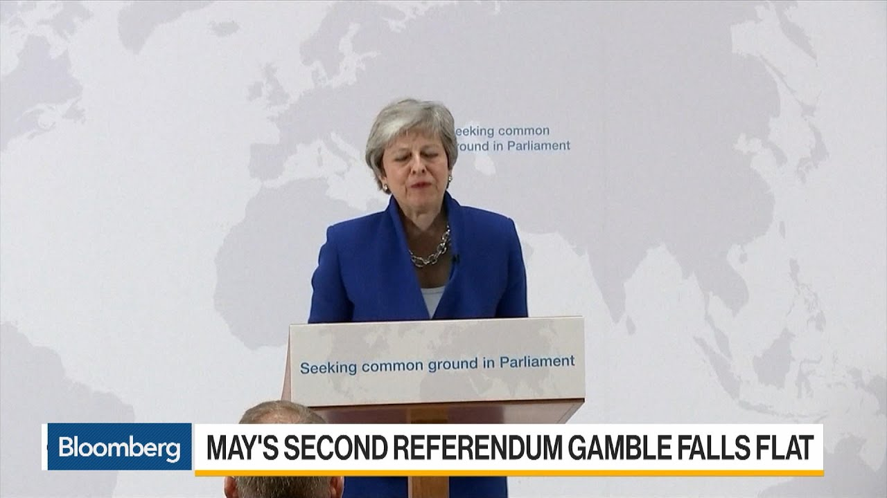 May Faces Pressure to Quit