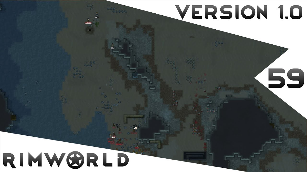 Rimworld Gameplay Español 1 0 - Ep 59   Aquí Huele A Muerto    Y Yo No He  Sido - Versión 1 0  R4pela 38:46 HD
