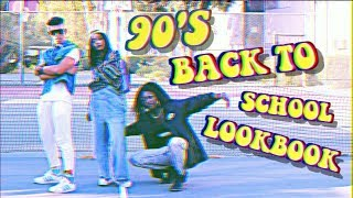 90's Back to School Lookbook 2017 Ft. Kennen Navarro and Milesjai