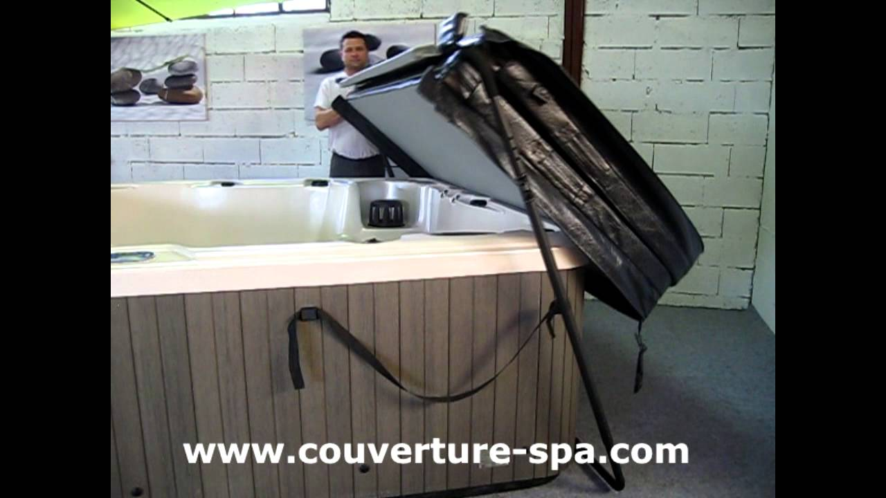 couverture spa youtube. Black Bedroom Furniture Sets. Home Design Ideas