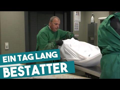 Die Arbeit Mit Dem Tod- Ein Tag Bestatter (Krematorium, Grab Und Co.)