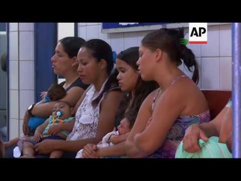 Zika study says virus passes placenta to foetus